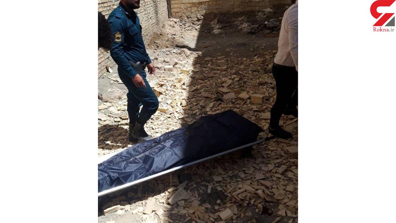 سقوط مرگبار یک جوان از طبقه پنجم / در تهران رخ داد + عکس