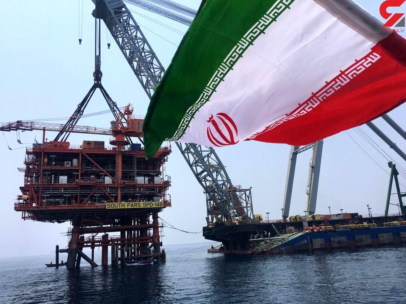میزان درآمد ایران از پارس جنوبی مشخص شد