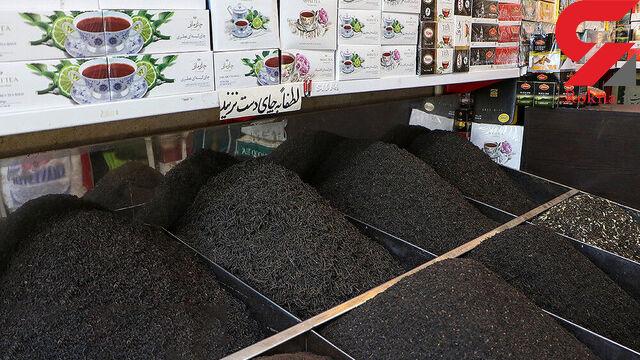 قیمت سرسام آور چای در بازار