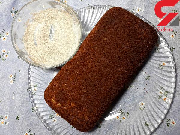 کیک چای و دارچین عصرانه ای خوشمزه + دستور تهیه