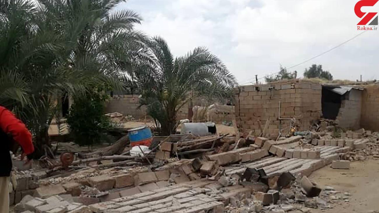 اعزام تیمهای ارزیاب به مناطق زلزله زده گناوه / 5 مصدوم تا کنون