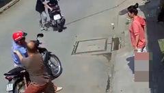 در 100 ثانیه اتفاق افتاد / دزد بدشانس به سزای اعمالش رسید! + فیلم