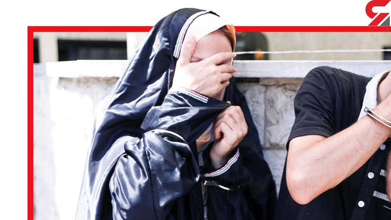راز سرقت یک میلیاردی با شاهکلید در مشهد / بازداشت زن و مرد پراید سوار