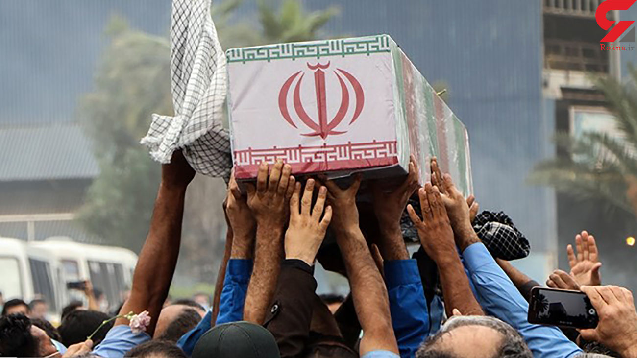 ورود پیکر 63 شهید تازه تفحص شده به وطن + جزییات