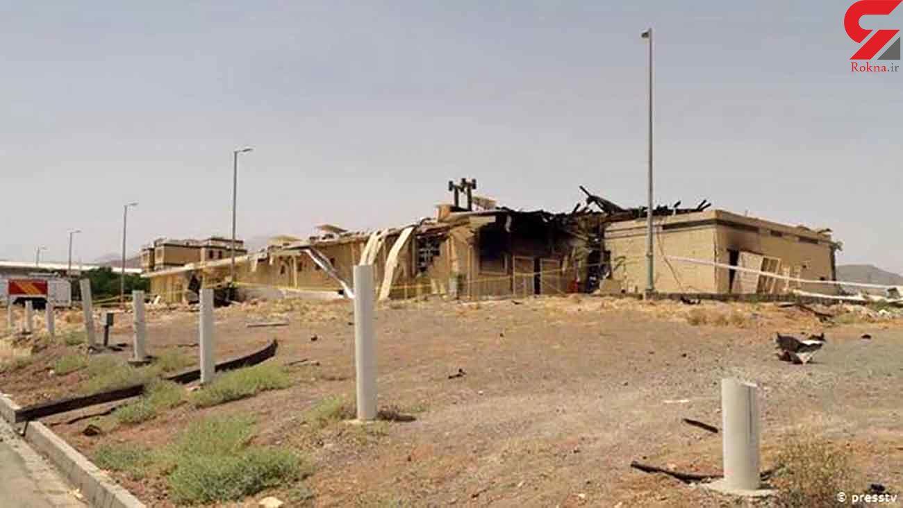 کمالوندی: انفجار تاسیسات هستهای نطنز خرابکاری بود