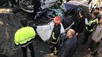3 کشته و 10 مصدوم در تصادف 3 خودروی سواری
