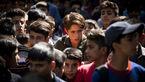 روحالله زمانی: امیدوارم روزی در جهان هیچ کودک کاری وجود نداشته باشد +عکس