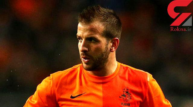 فان در فارت از فوتبال خداحافظی کرد
