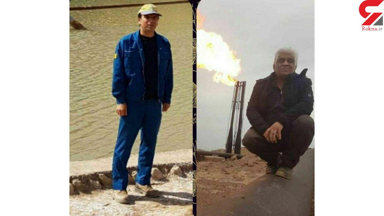 3 کشته در انفجار بزرگ خط لوله نفت دهلران + عکس کشته شدگان