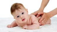 مراحل و فواید ماساژ نوزاد+ فیلم آموزشی