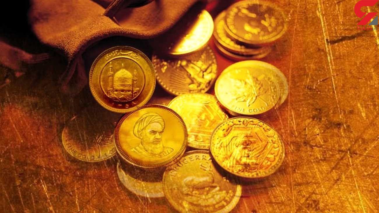 قیمت سکه و قیمت طلا امروز یکشنبه 15 فروردین + جدول