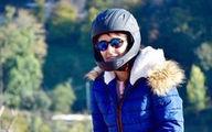 جزییات مرگ خانم خلبان در آسمان کرمانشاه! / عکس مبینا گوهری قبل از حادثه
