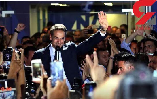 نخست وزیر یونان شکست در انتخابات پارلمانی را پذیرفت
