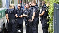حمله با چاقو به ۳ زن آلمانی