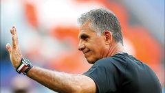 کیروش: وزیر ورزش به تیم ملی فوتبال احترام نگذاشت