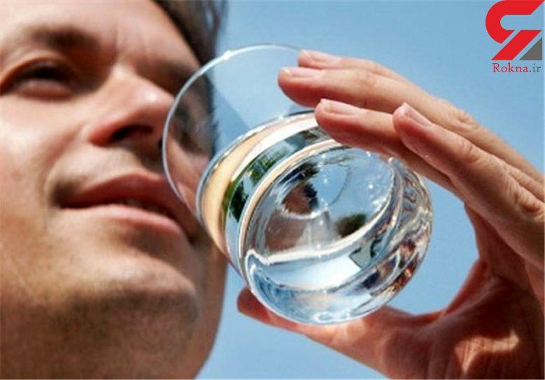 اهمیت نوشیدن آب قبل از ورزش