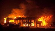 دستگیری عامل آتش سوزی عمدی خانه های خالی در تنکابن