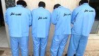 مسافرکش های وحشت آفرین تهرانی بازداشت شدند
