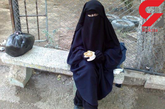 روایت وحشتناک از زندگی یک زن بیوه داعشی + عکس