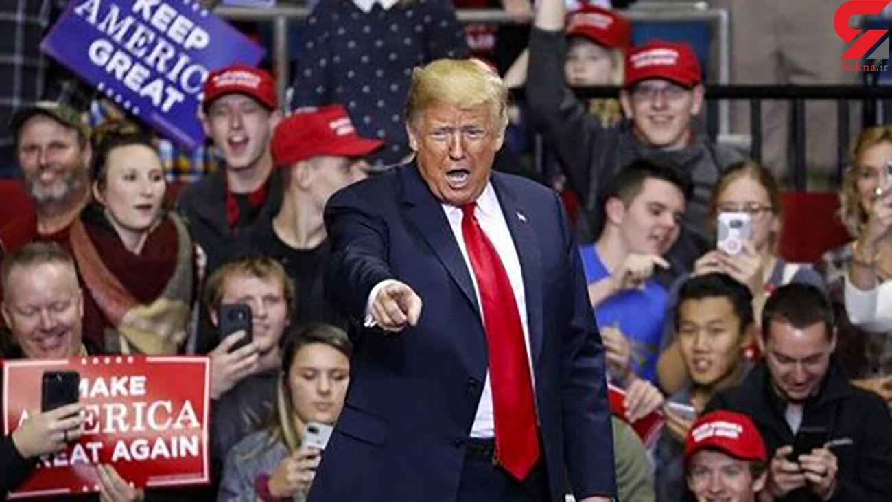 ترامپ دلیل ماسک زدن بایدن را فاش کرد!