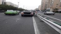 علت حادثه پل مرتضوی تهران اعلام شد / صبح امروز رخ داد