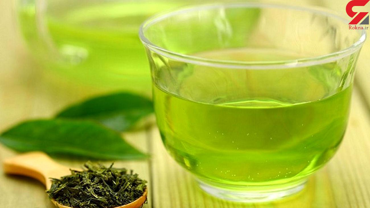 جنگ چای سبز با سرطان