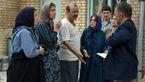 خواننده زن ایرانی برای «آباجان» آذری می خواند +عکس