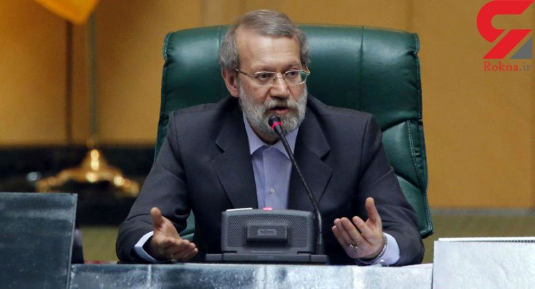 لاریجانی: فرمانده سپاه در جلسه غیرعلنی تحلیلی از شرایط منطقه ارایه کرد