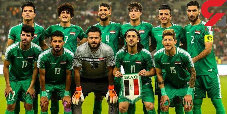سعد قیس: پیروزی مقابل ایران محال و کار سختی نیست!