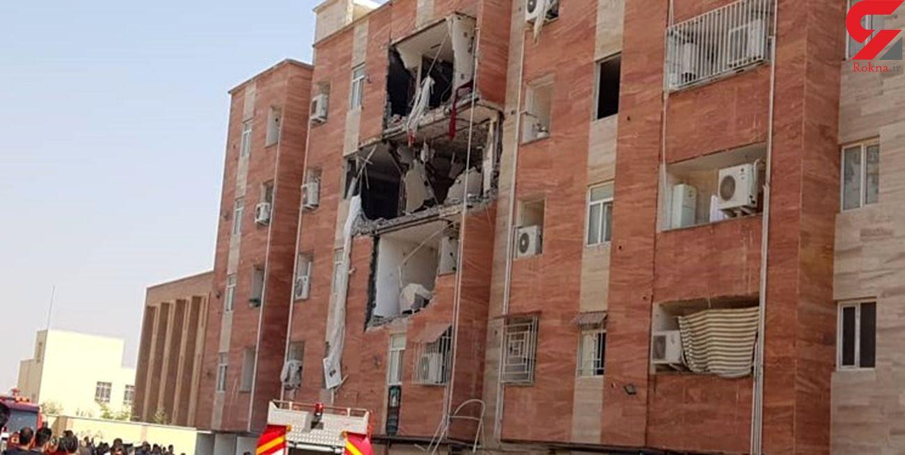 حادثه انفجار گاز در بندرماهشهر ۵ مصدوم بر جای گذاشت