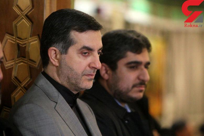 بازداشت موقت «اسفندیار رحیممشایی» تمدید شد