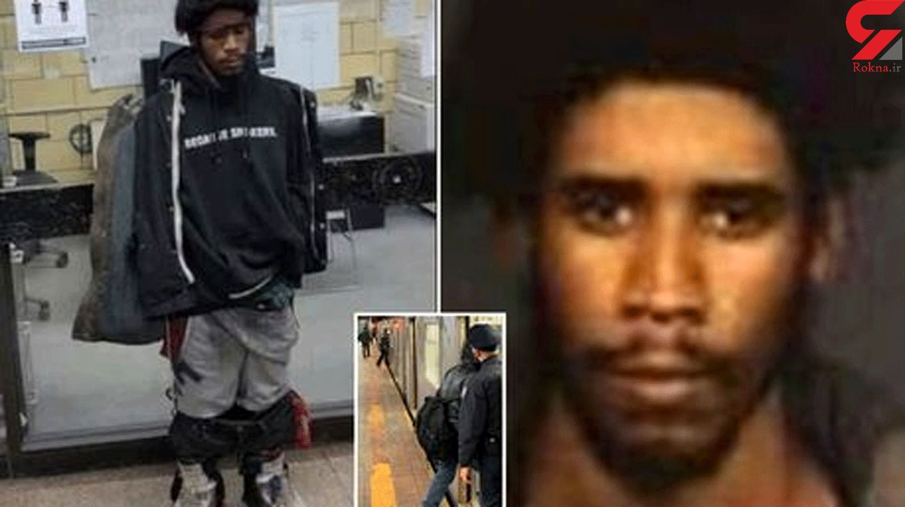 'Subway Ripper' charged with killing two in chilling spate of New York stabbings