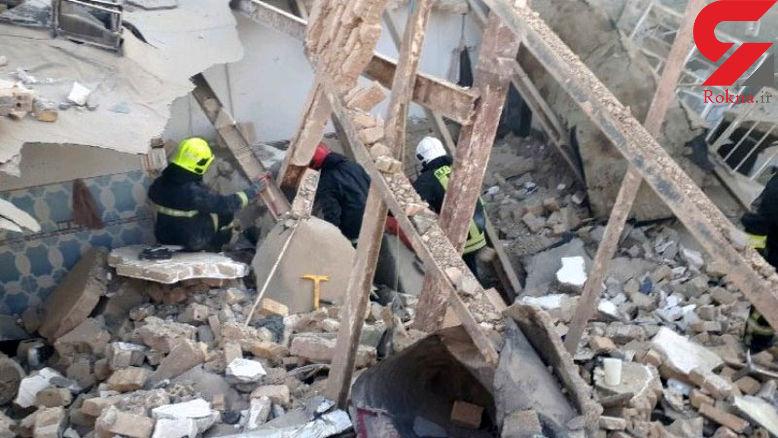 فاجعه مرگبار در قزوین / 3 عضو خانواده کشته شدند + عکس