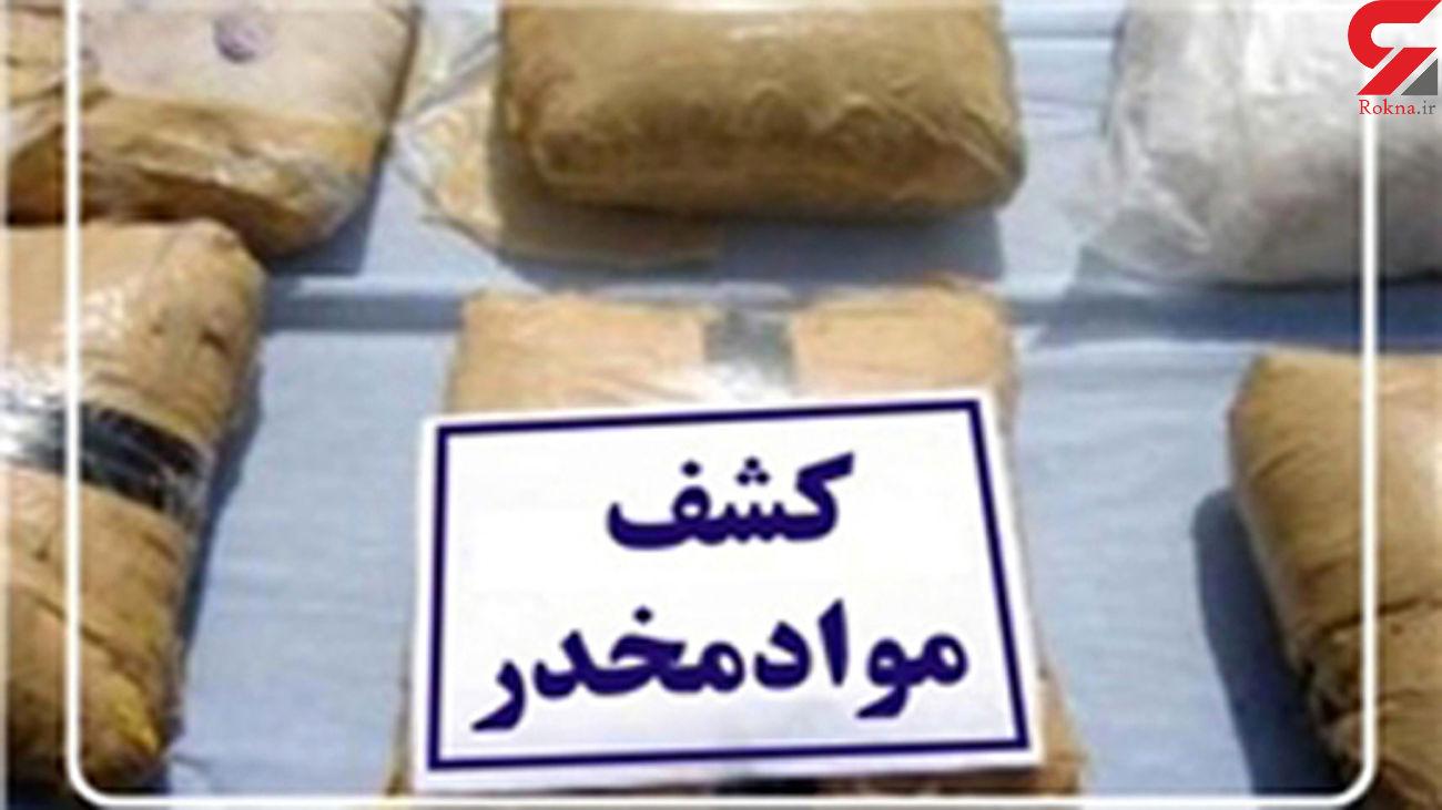 کشف بیش از 870 کیلو مواد مخدر در یزد