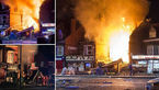 انفجار در لستر انگلیس با ۴ کشته