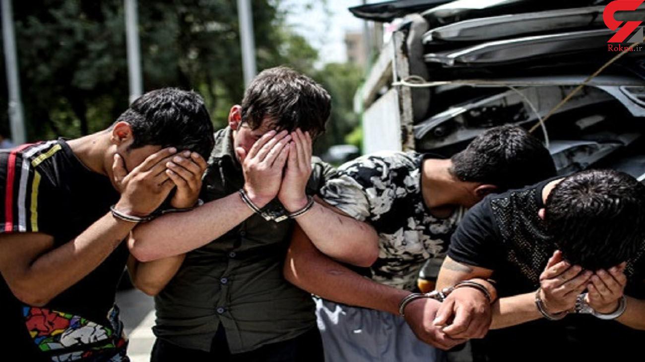 دستگیری سارق سریالی خانه در دامغان
