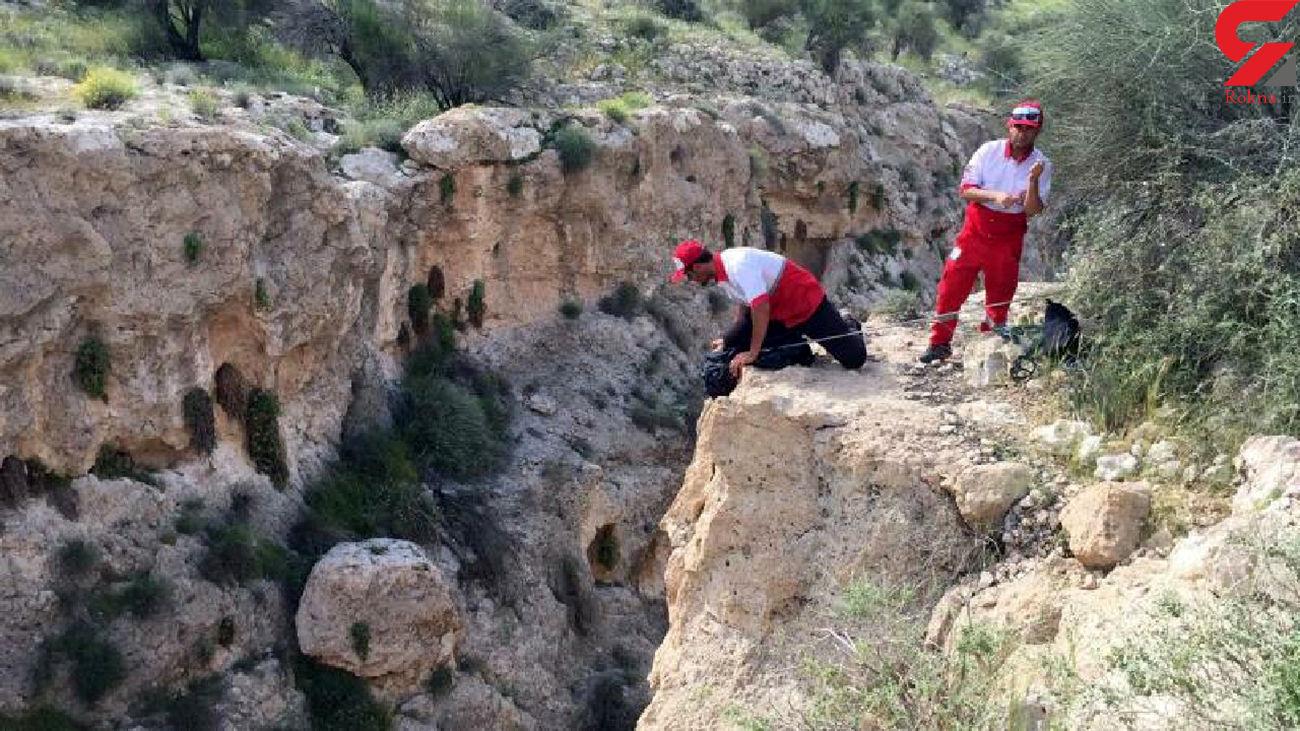 سقوط مرد 50 ساله گچسارانی از کوه