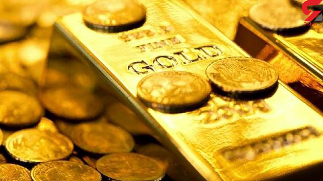 قیمت سکه و قیمت طلا امروز چهارشنبه 18 فروردین + جدول