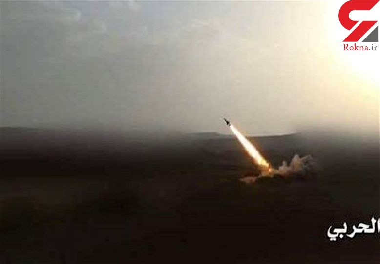شلیک ۶ موشک زلزال توسط ارتش یمن به مواضع مزدوران عربستان