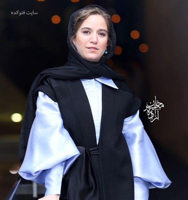 عکس بیوگرافی ستاره پسیانی بازیگر (Setareh Pesyani)