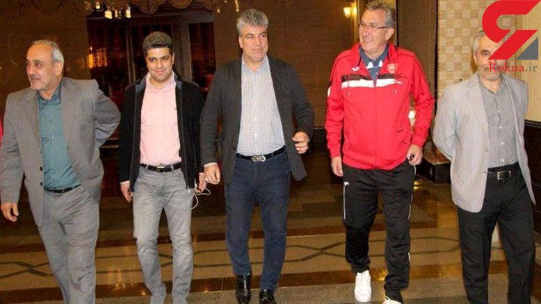 طاهری: جمعه با حضور هواداران به دنبال دومین جام سال ۹۶ هستیم
