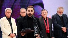 جایزه عراقیها به نوید محمدزاده