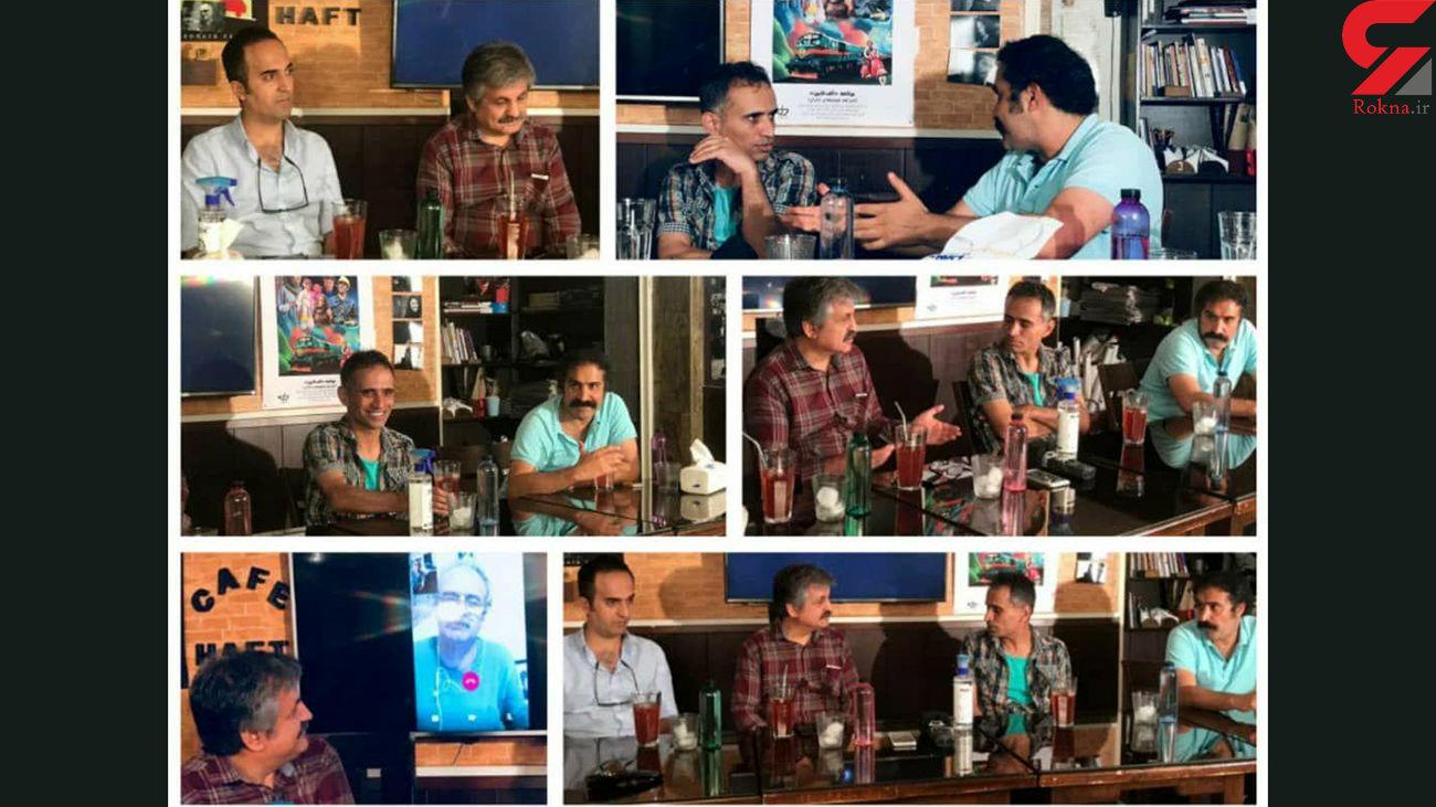 حمیدرضا قطبی: فارابی برای اکران فیلمهایی که خودش تولید کرده دنبال راهکار باشد