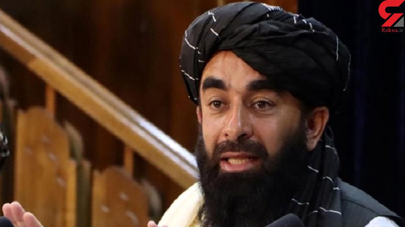 سخنگوی طالبان: چند منطقه و ۴ ایست بازرسی را در پنجشیرتصرف کردیم