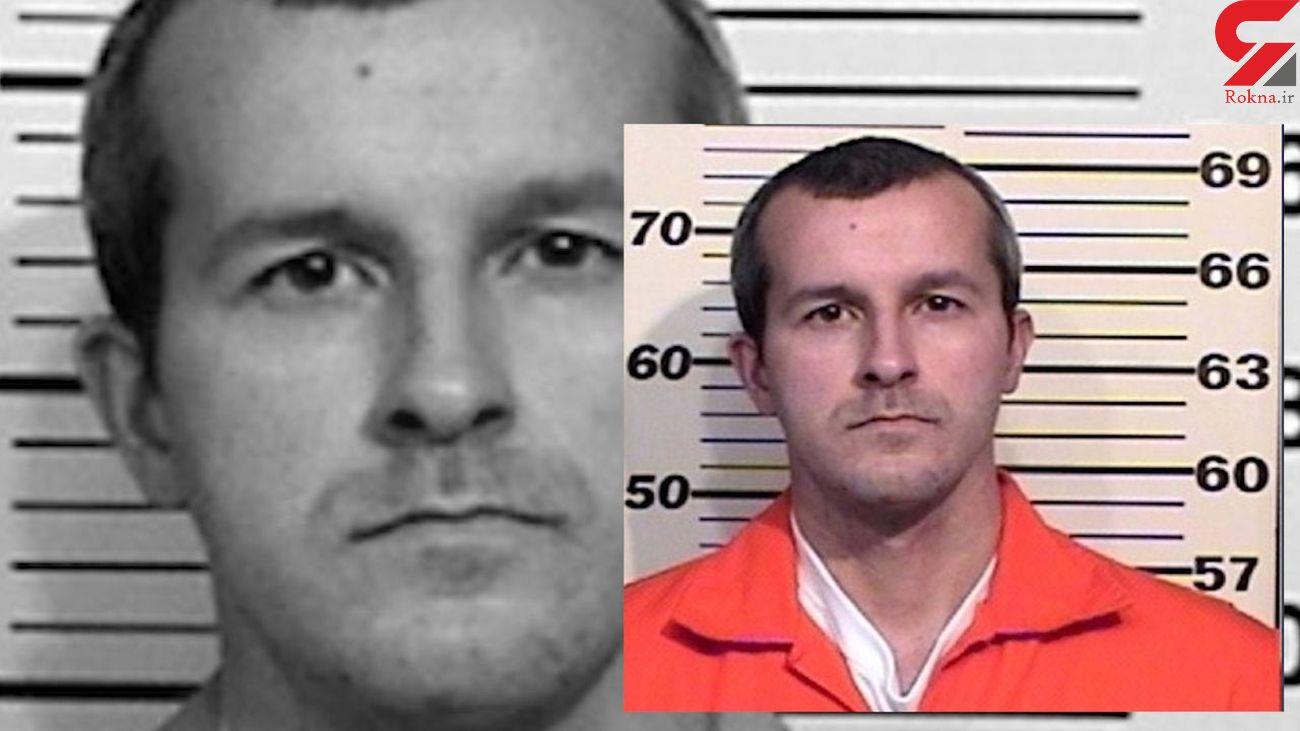 مرد بی رحم زن جوانش را قبل از زایمان کشت / او دو دختر خردسالش را برای ازدواج با همکارش در برابر یکدیگر خفه کرد/ دادگاه 3 بار حبس ابد برای این مرد آمریکایی داد +عکس