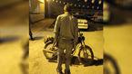 پایان کار دزد موتورسیکلت های آبادانی ها دستگیر شد