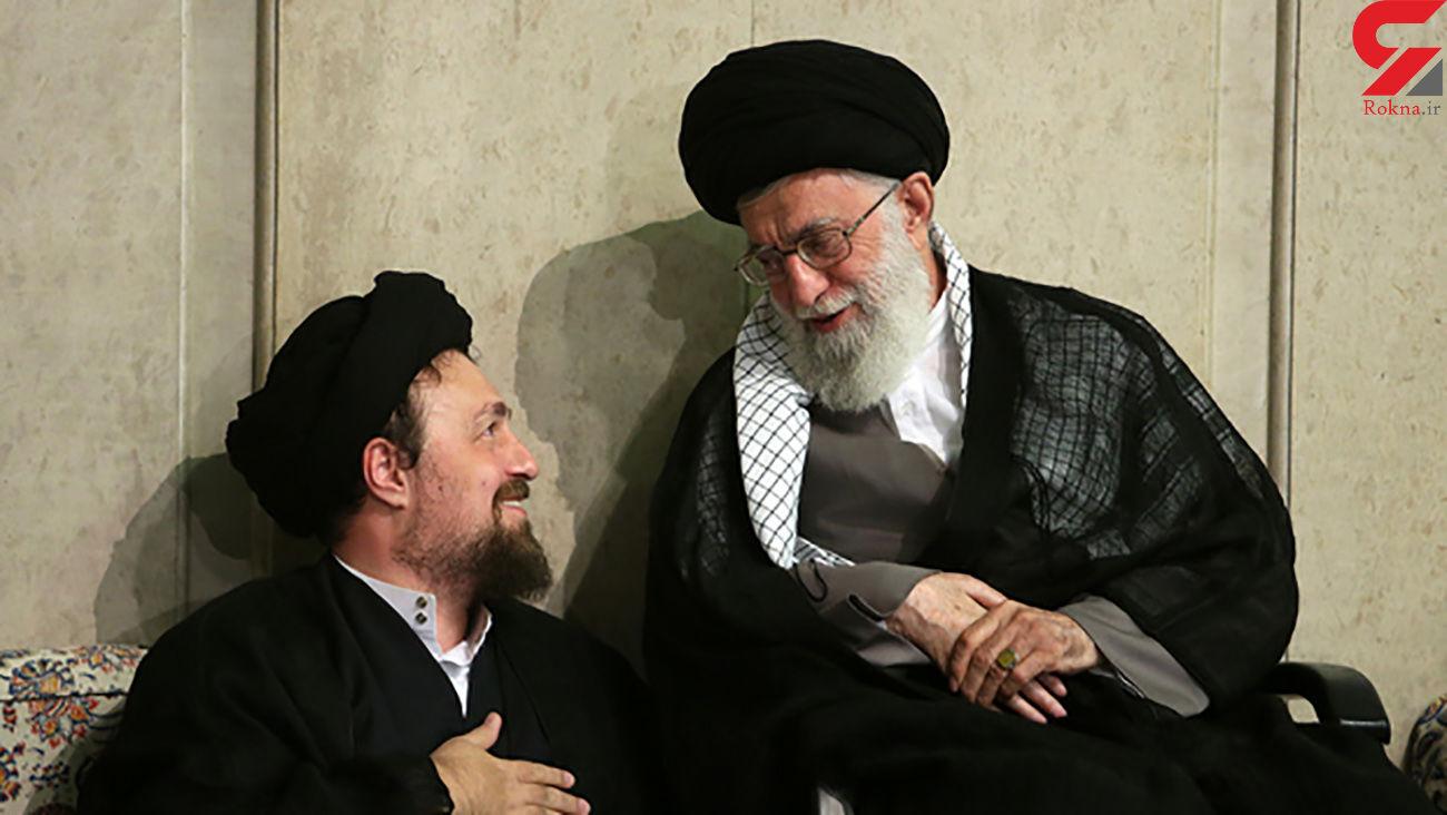 سید حسن خمینی کاندید ریاست جمهوری می شود؟ / رهبر انقلاب امروز به یادگار امام چه گفتند؟