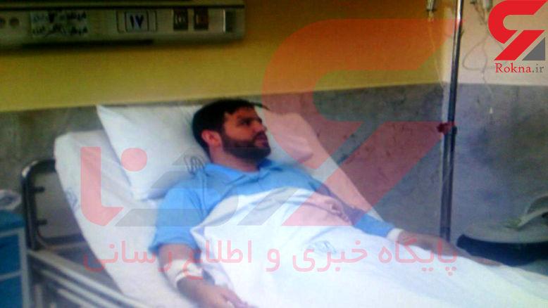 جزئیات حمله شبانه 8 مرد به مرد روحانی از زبان رئیس پلیس خراسان رضوی +عکس