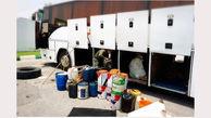 توقیف اتوبوس با بیش از ۳ هزار لیتر سوخت قاچاق در بجنورد