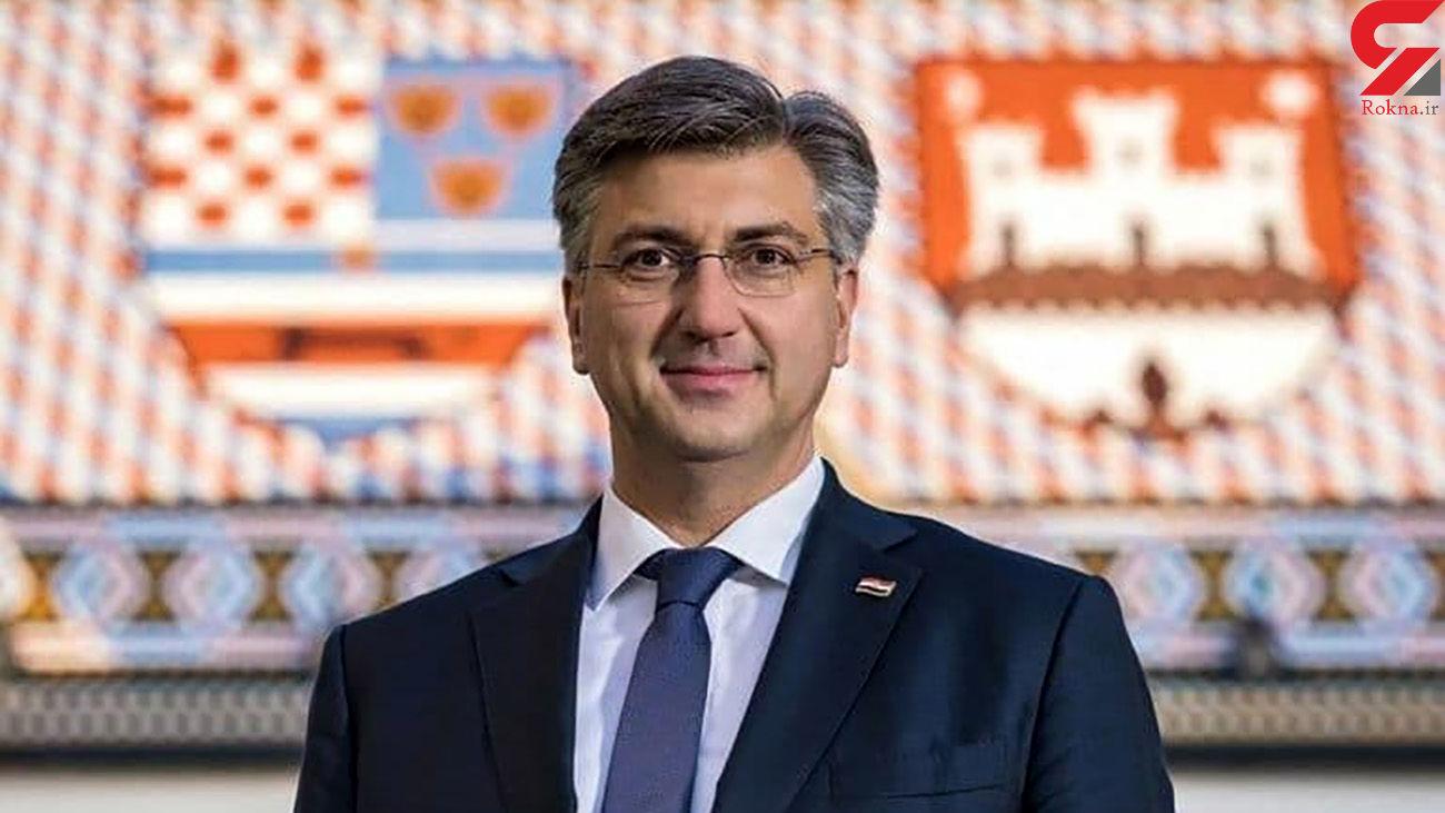قدردانی نخست وزیر کرواسی از ابراز همدردی ایران